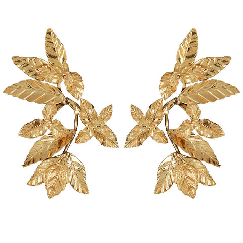 Primavera Earrings Gold