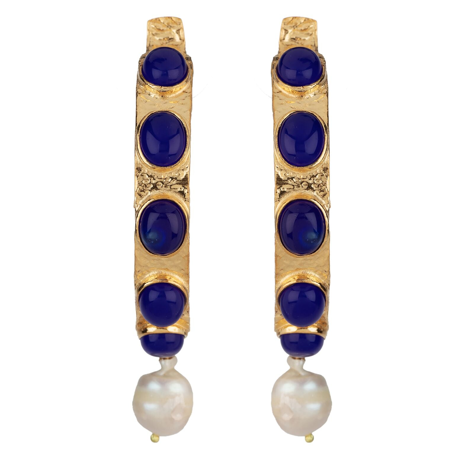 Carmen Hoops Blue