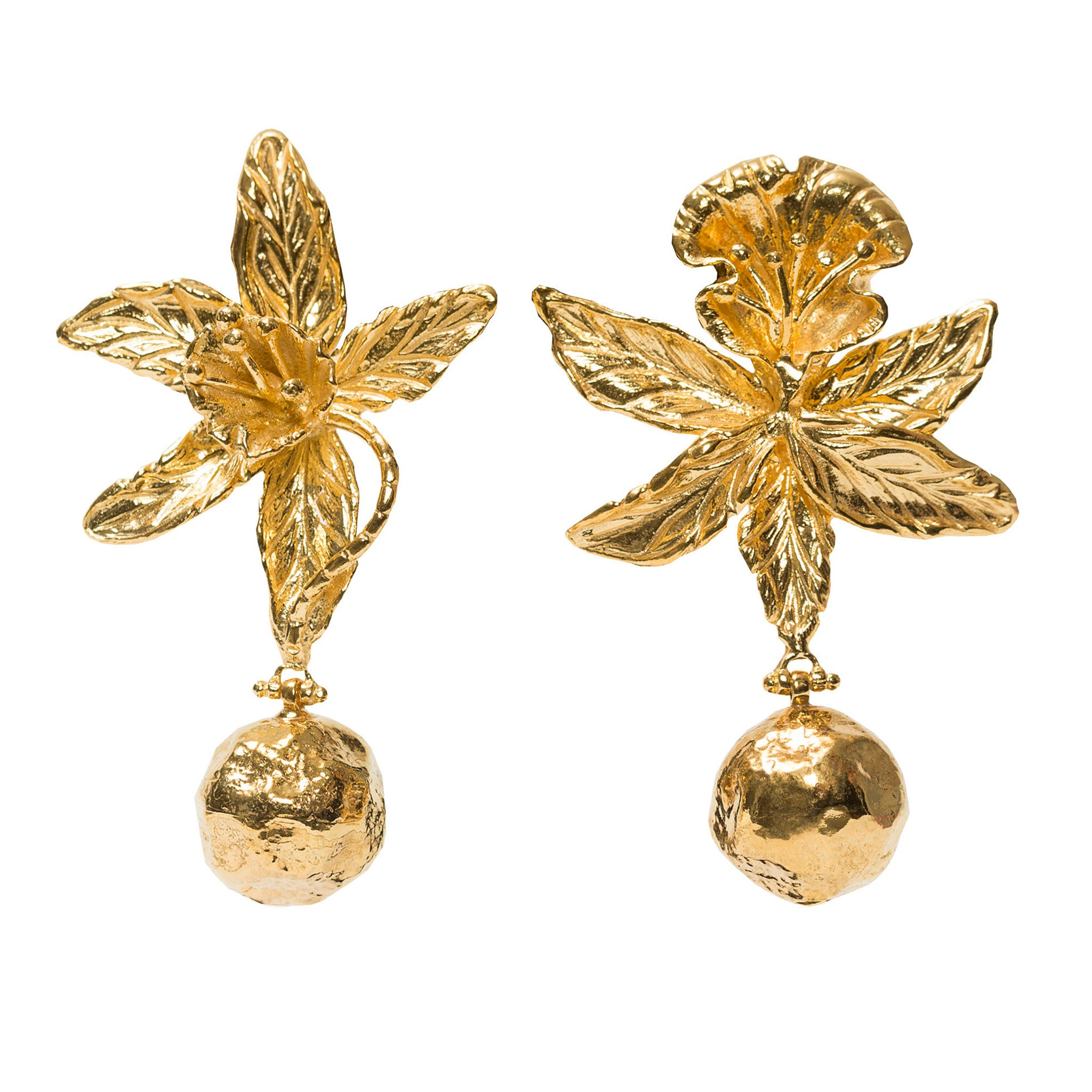 Adelina Earrings Gold