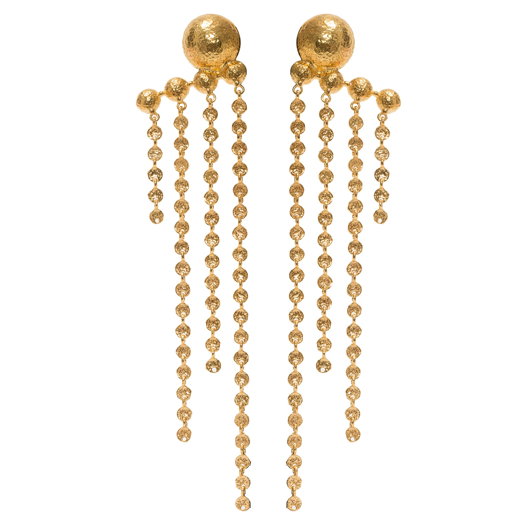 Gio Earrings Gold