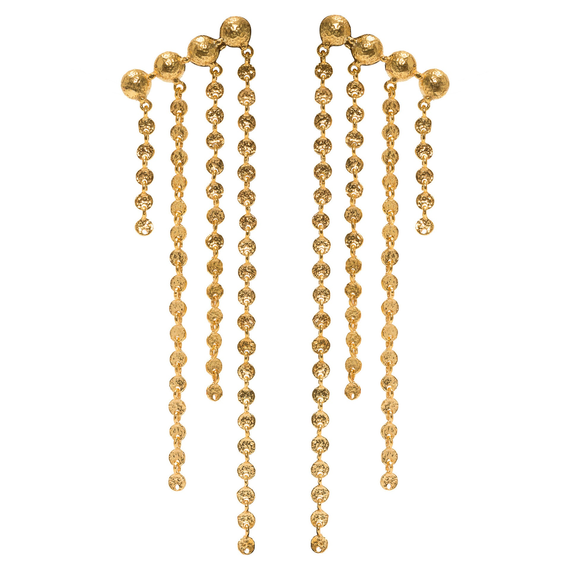 Gigi Earrings Gold