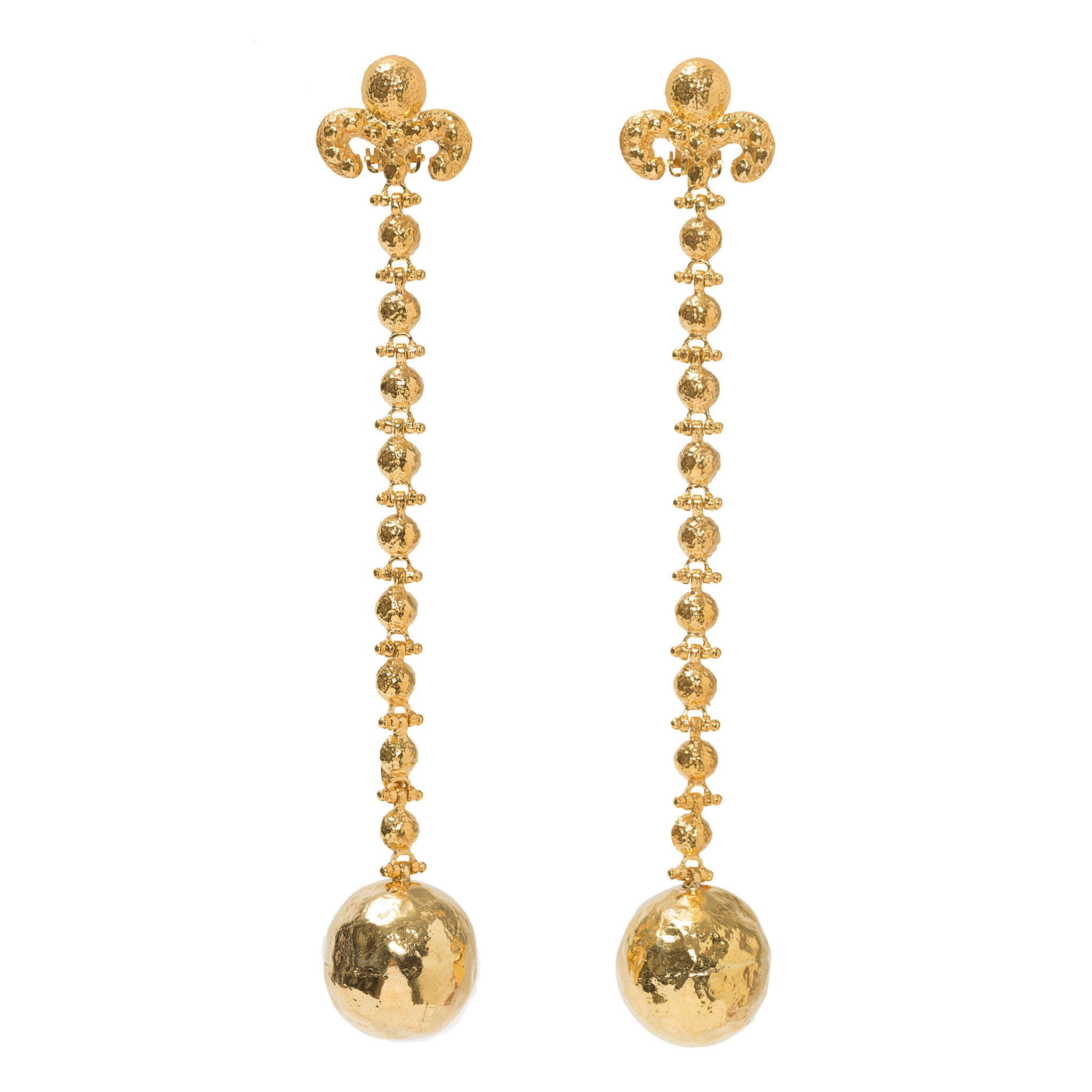 Solange Earrings Gold
