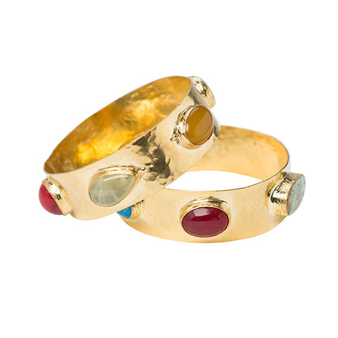The Lollia Bangle Gold