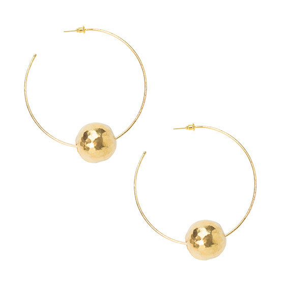 The Gia Earrings Gold