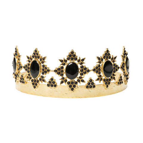 Messalina Crown Gold
