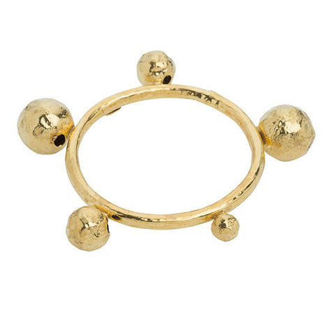 Hermes Arm Bangle Gold