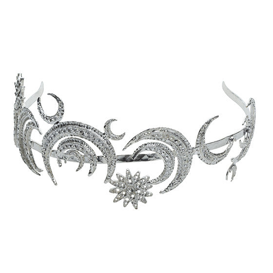 The Miro Crown Silver