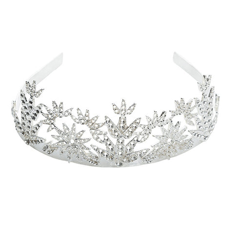 Callisto Crown Silver