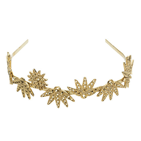 Ophelia Crown Gold