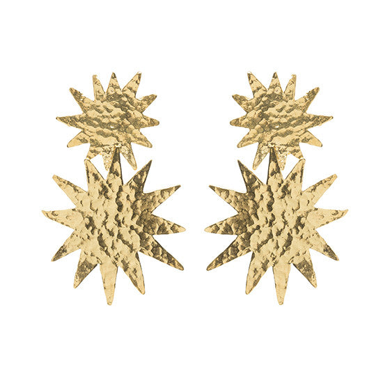 Bellatrix Earrings Gold