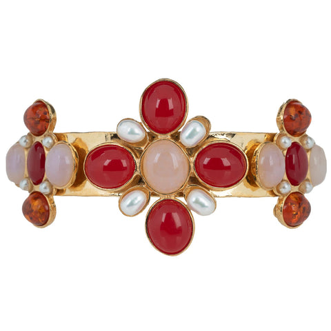 Catalina Cuff Red