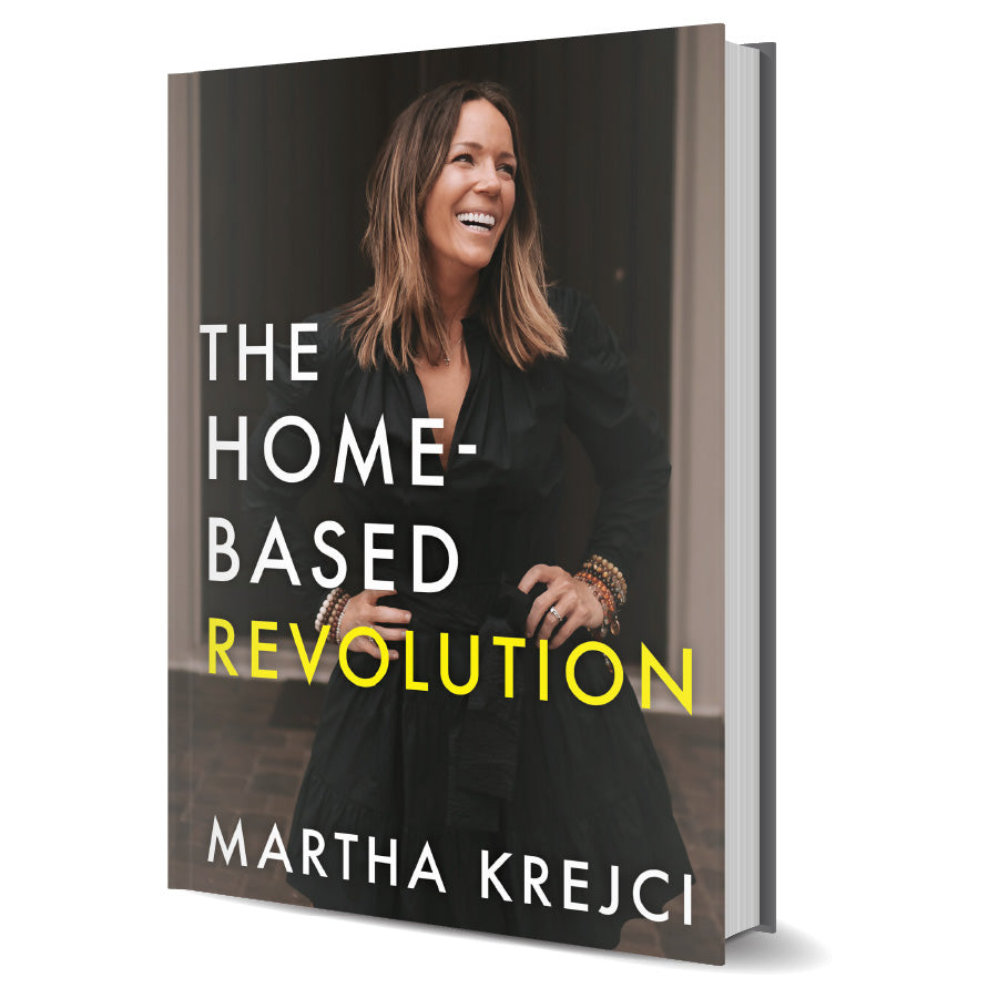 The Home-Based Revolution Book PRE-SALE