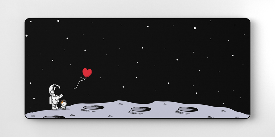 with Love Deskmat Collection