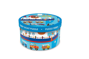 60 Piece Ferry Boat Puzzle