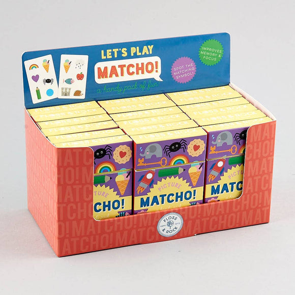 Matcho! Card Game