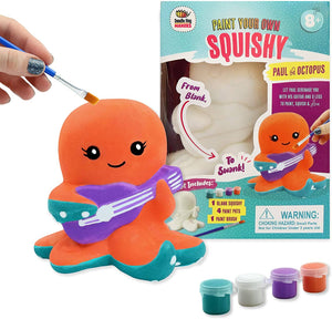 Octopus Squishy Painting Kit