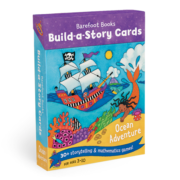 Build a Story Cards: Ocean Adventure