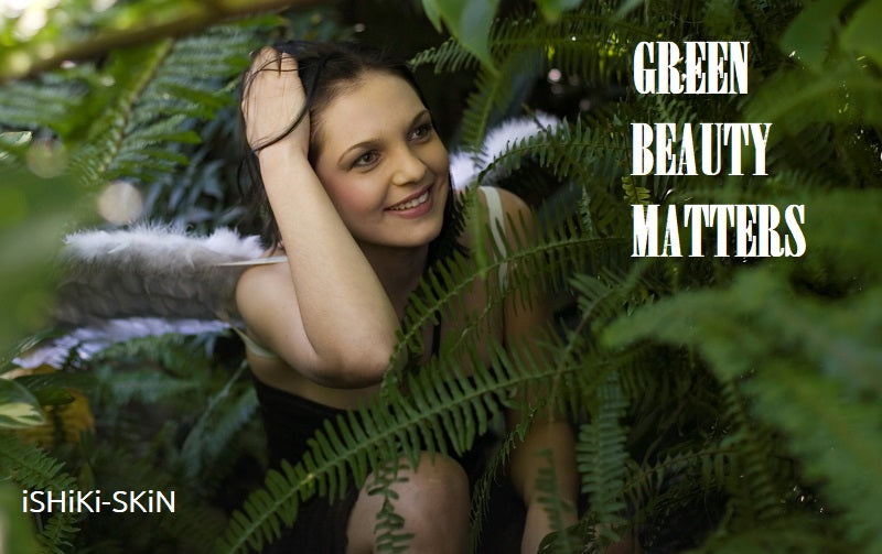 GREEN BEAUTY MATTERS