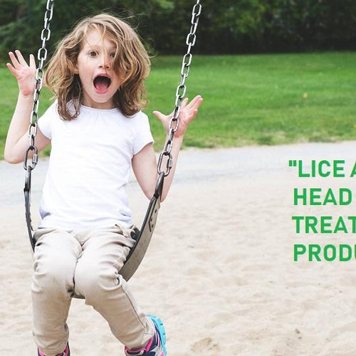 """Lice Away"" Active Treatment Products"