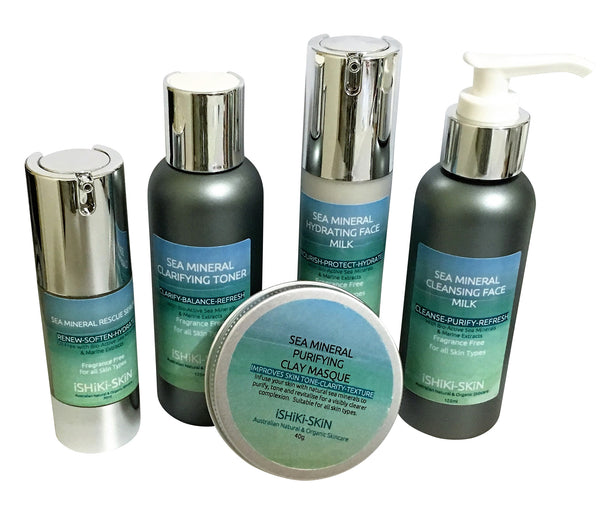 Sea Mineral Face 5-Pack