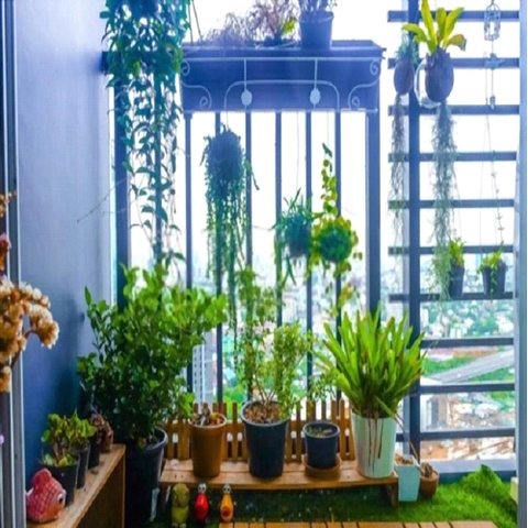 Balcony Designing will Never Get as Easy as This