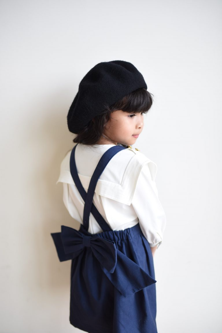 THE ELOISE PINAFORE