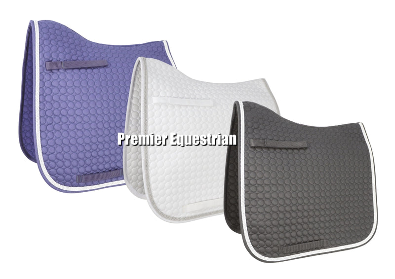 HyWITHER Double Braid Dressage Pad