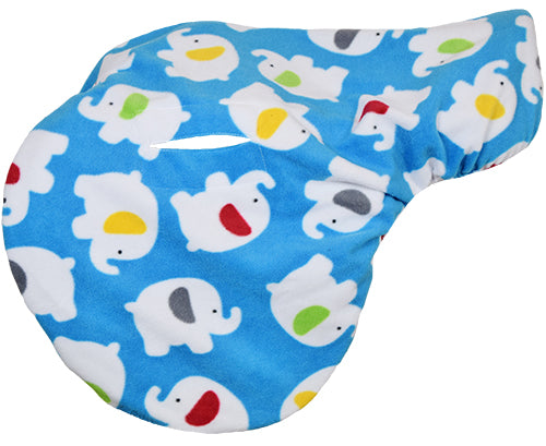 Fleece Saddle Covers