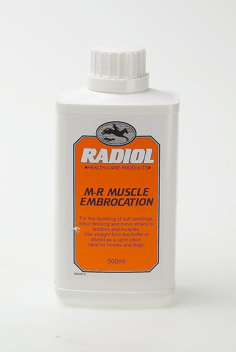 Radiol M-R Muscle Embrocation