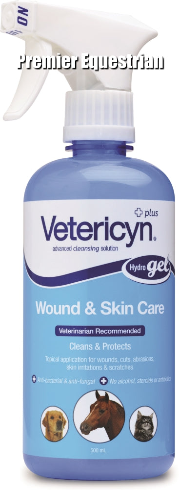 Vetericyn Plus Wound & Skin Care HydroGel