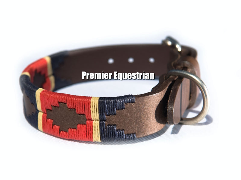 Pioneros Polo Dog Collar