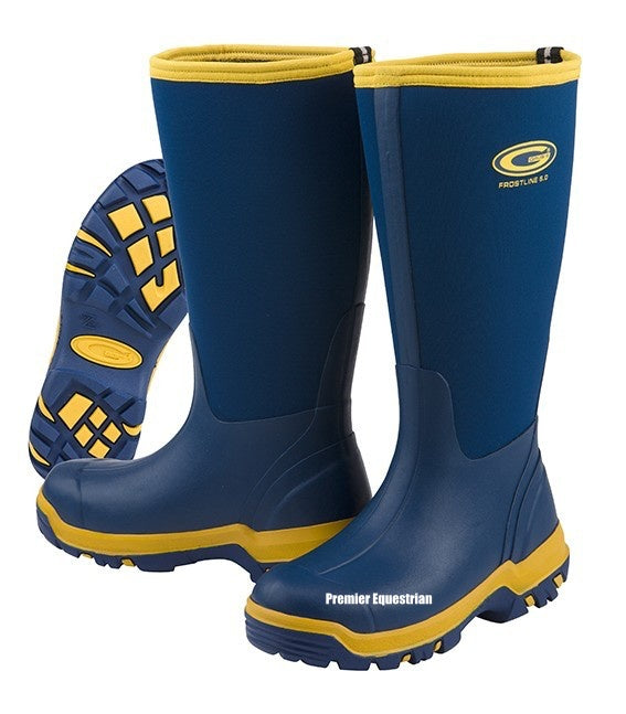 Grubs Frostline 5.0 Wellingtons - Size 4