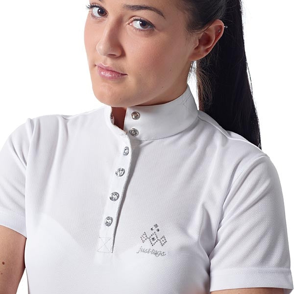 Just Togs Dazzle Ladies Show Shirt