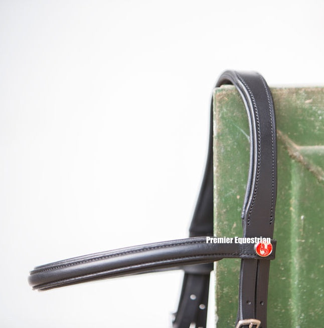 Kieffer Belinda Leather Browband