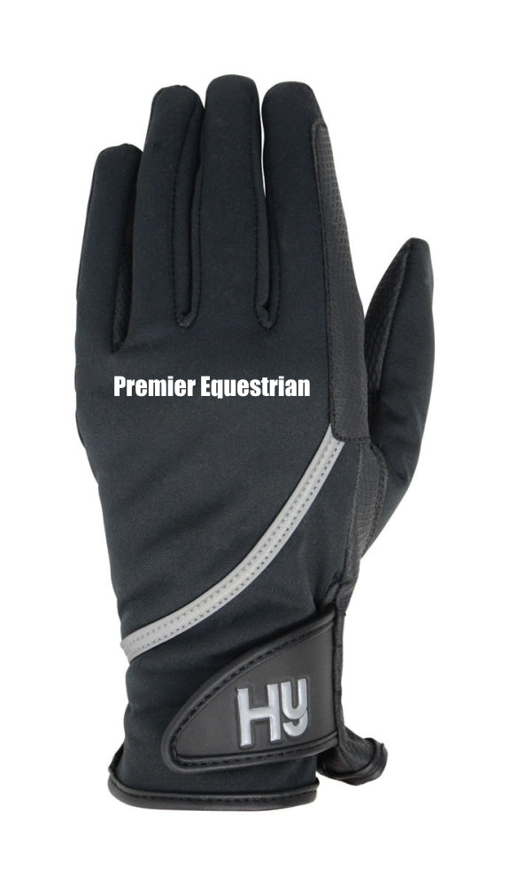Hy5 Softshell Riding Gloves