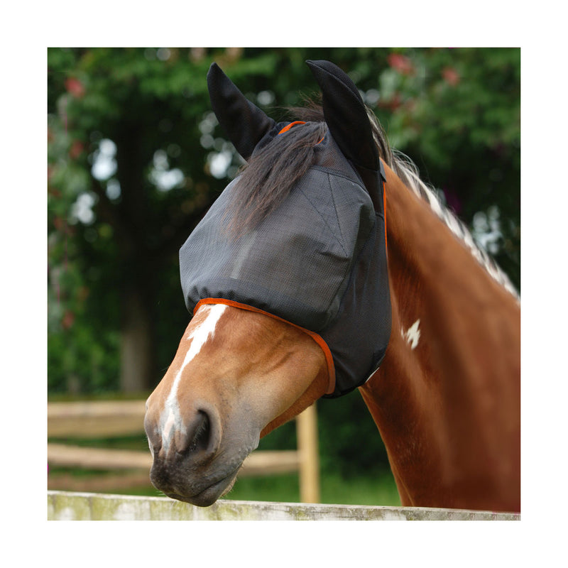 Equilibrium Field Relief Midi Fly Mask ( With Ears)