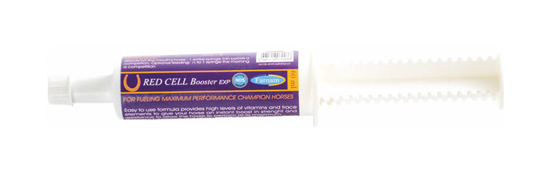 Farnam Red Cell Booster 60ml Syringe
