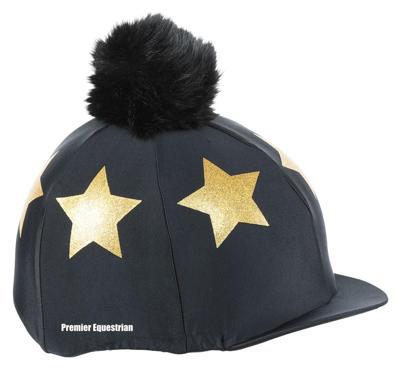 Shires Glitter Star Hat Cover