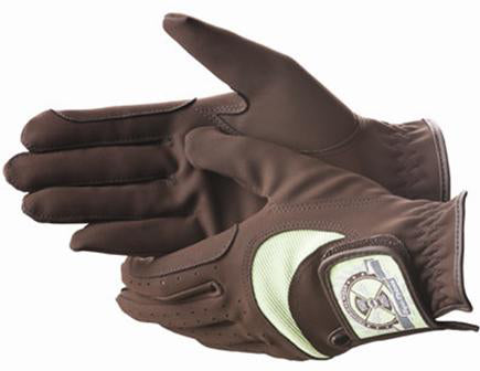 Equi-Theme Technical Wear Gloves - Childs - 50% OFF