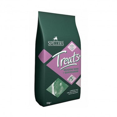 Spillers Horse Treats - Meadowherb & Glucosamine 1kg