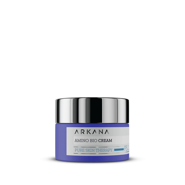 Bioactive cream with amino acids Light formula perfect under make-up which regulates the level of NMF, energizes the skin and makes the skin more flexible thanks to active ingredients (12 amino acids, Citystem™, sodium PCA, Energen, hyaluronic acid). Capacity: 50 ml / 1.69 fl.oz