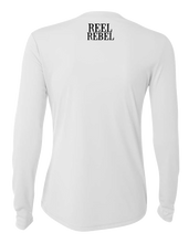 Load image into Gallery viewer, Ladies Long Sleeve UPF Performance Shirt