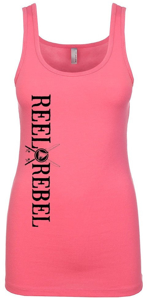 Ladies Side Logo Tank Top