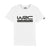 WRC Icon White T-shirt front