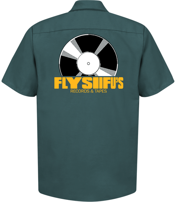 Fly Siifu's Work Shirt