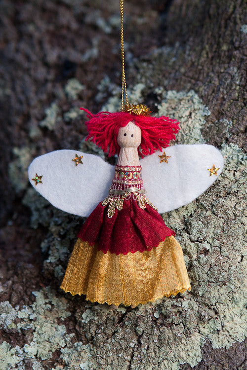 Christmas Angel - DAHLIA
