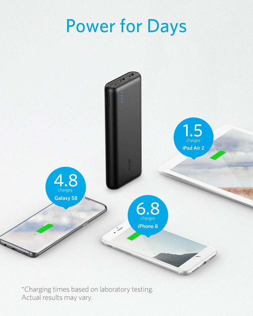 Anker Power Bank Portable Charger