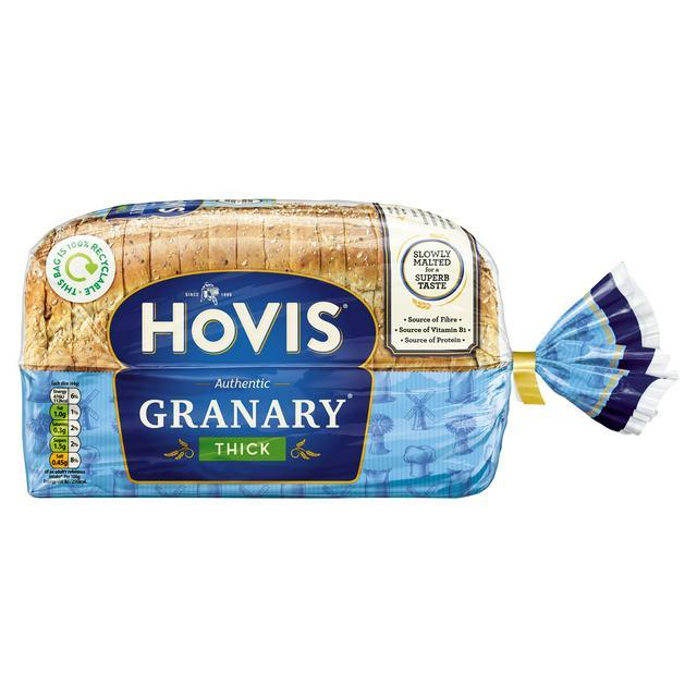 Hovis Granary Thick Sliced Bread 800g