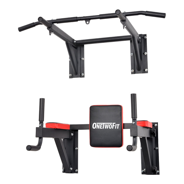 OneTwoFit Wall Mount Power Tower