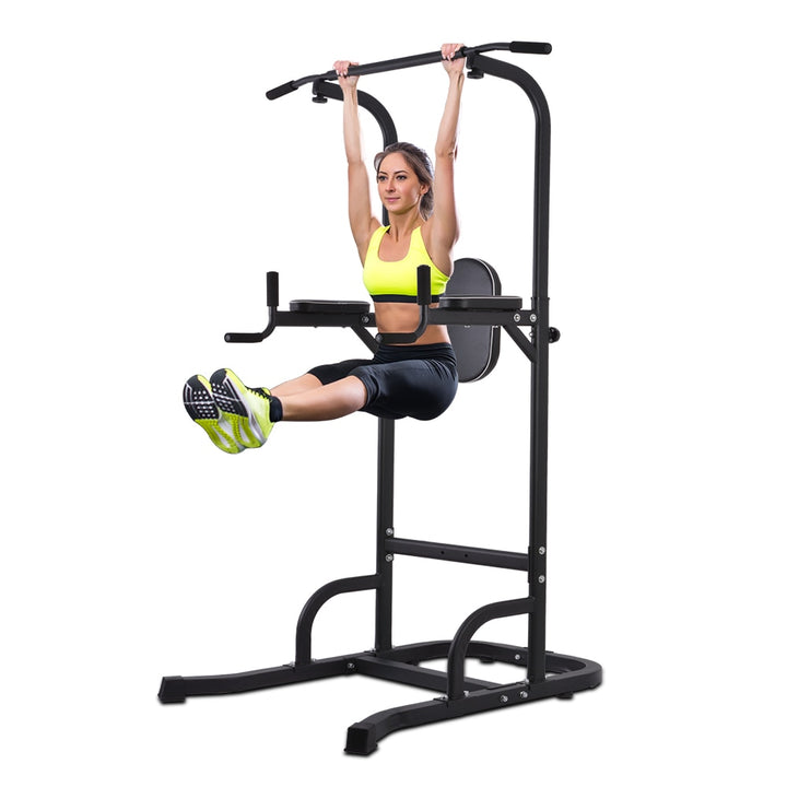 Push Plank Pull™️ Portable Power Tower Horizontal Pull Up Bar